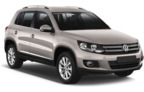 VW Tiguan, Excellent offer Weeze Airport