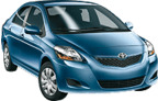 Toyota Yaris 2-4T AUT A, Excellent offer Samui Airport