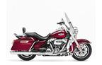 Harley D Road King, Hervorragendes Angebot Montana