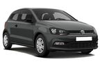 VWPoloHatchback, good offer Rhodes Airport