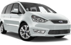 Ford Galaxy, Gutes Angebot 7-Sitzer