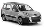 Peugeot Partner Tepee, Excelente oferta Coche 7-plazas