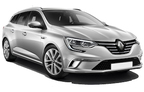 Renault Megane Wagon, Alles inclusief aanbieding Luchthaven Pula