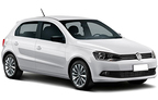 VW Gol, excellente offre Brasília International Airport