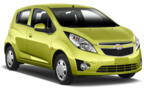 Chevrolet Spark, Beste aanbieding Los Angeles Airport