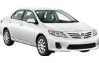 Toyota Corolla Quest 4T, good offer Cape Town Airport