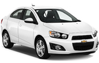 Chevrolet Sonic, Excellent offer Abu Dhabi Emirate