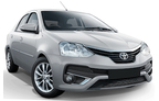 Toyota Etios, Excellent offer Minivan