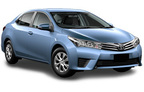 Toyota Corolla, Beste aanbieding Nevada