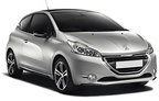 Peugeot 208, Cheapest offer Kos