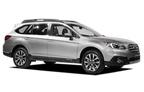 Subaru Outback STW, Alles inclusief aanbieding Tasmanië
