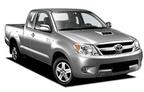 Toyota Vigo Pick up, Hervorragendes Angebot Asien
