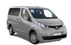 Nissan NV200 Minivan, Hervorragendes Angebot 7-Sitzer