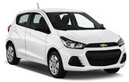 Chevrolet Spark, Cheapest offer Tel Aviv Airport