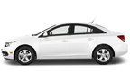 Chevrolet Cruze Aut. 2dr A/C, Alles inclusief aanbieding Birmingham-Shuttlesworth International Airport