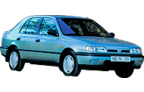 Nissan Sunny 4T AUT AC, excellente offre aéroport international de Mascate