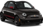 ABARTH 500 CABRIO AUTO, good offer Majorca