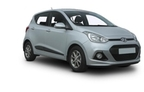 Hyundai I10, good offer Santorini