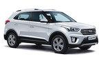 Hyundai Creta, Gutes Angebot Sharjah