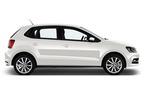 VW Polo 5dr A/C, Beste aanbieding Sardinië