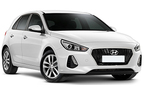 Hyundai i30, excellente offre aéroport international de l'île de Cos