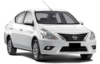 Nissan Almera, Excellent offer Phuket International Airport
