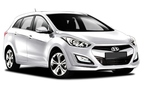 Hyundai i30, Excellent offer London City Airport