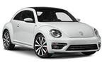 VW BEETLE CABRIOLET, Günstigstes Angebot Cabrio mieten auf Mallorca