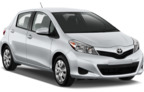 TOYOTA YARIS, good offer Muscat
