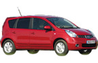 Nissan Note 2-4T AC, Excellent offer Lesbos