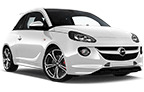 Opel Adam, Cheapest offer Yorkshire and the Humber