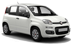 Fiat Panda, Cheapest offer Stuttgart Airport