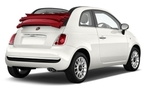 Fiat 500, Oferta más barata Descapotable
