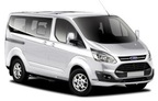 Ford Tourneo Minivan, Excelente oferta camionetas 9 plazas