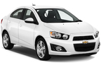Chevrolet Sonic, good offer Kingston/Norman Rogers Airport