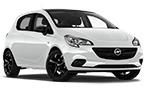Opel Corsa, Günstigstes Angebot Brüssel