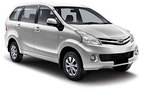 Toyota Avanza, Excellent offer West Java Province
