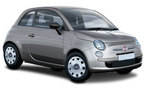 Fiat 500, Goedkope aanbieding Ellinikon International Airport