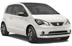 Seat Mii, Excellent offer Gibraltar International Airport