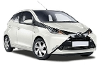 TOYOTA AYGO, Cheapest offer Larnaca District
