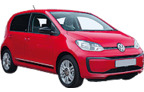 VW Up 4T AC, Excelente oferta Porto Airport