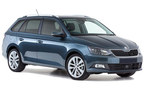 Skoda Fabia Wagon, good offer Prague