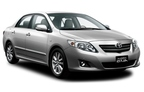 Toyota Altis, Alles inclusief aanbieding Nakhon Ratchasima