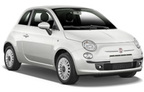 Fiat 500, Cheapest offer Reykjavik Airport