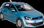VW Polo 2-4T AC, Excellent offer Altenburg
