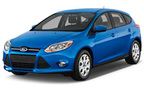 Ford Focus, Alles inclusief aanbieding Dallas-Fort Worth International Airport