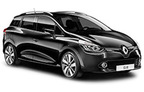 Renault Clio sw, Cheapest offer Alicante Airport