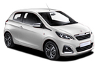 Peugeot 108, Excellent offer French Guiana