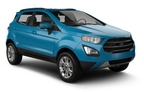 Ford Ecosport, good offer Wiesbaden