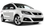 Group O - Seat Alhambra or similar, Alles inclusief aanbieding Bad Wörishofen